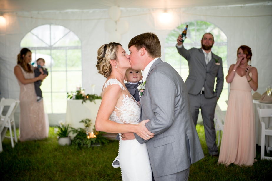 Hudson Valley Farm Wedding Photographer