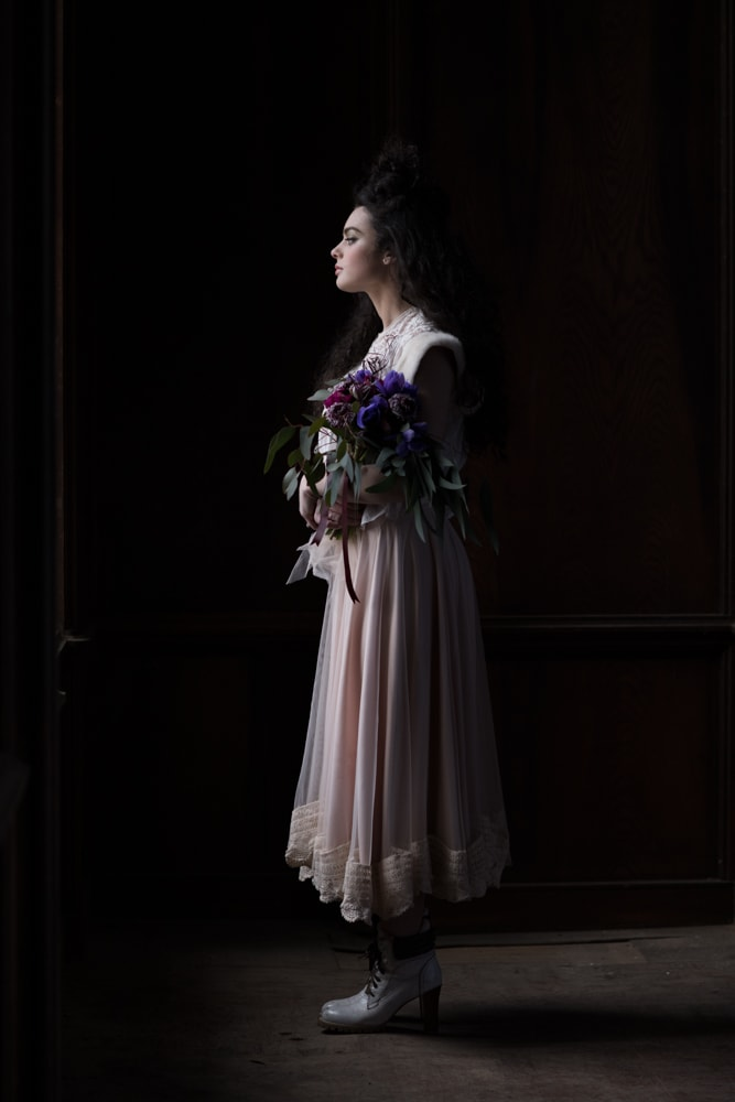 DSC 8632 Edit - Dark and Moody Wedding Photography Shoot, Hudson Valley