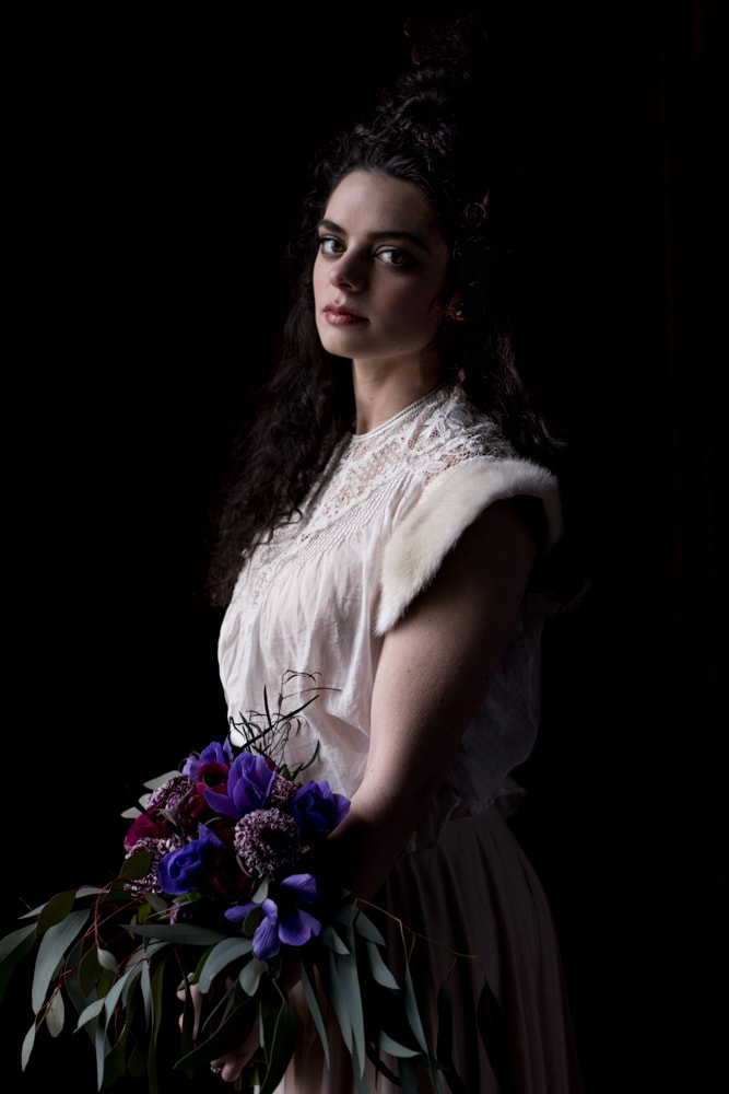 DSC 8670 Edit Edit - Dark and Moody Wedding Photography Shoot, Hudson Valley
