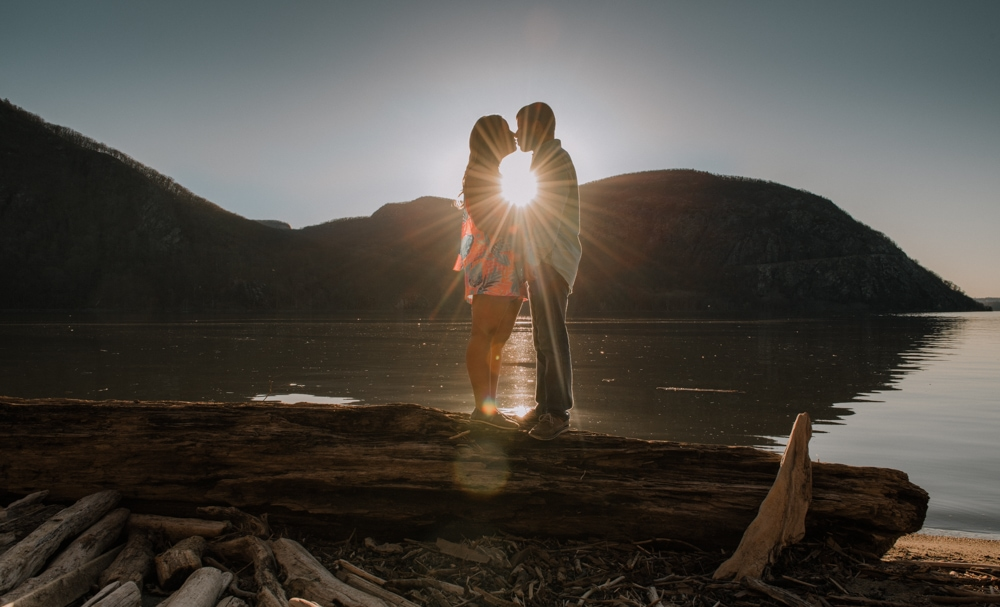Hudson Valley Engagement Photography, Emily and Jake, Cold Spring, NY