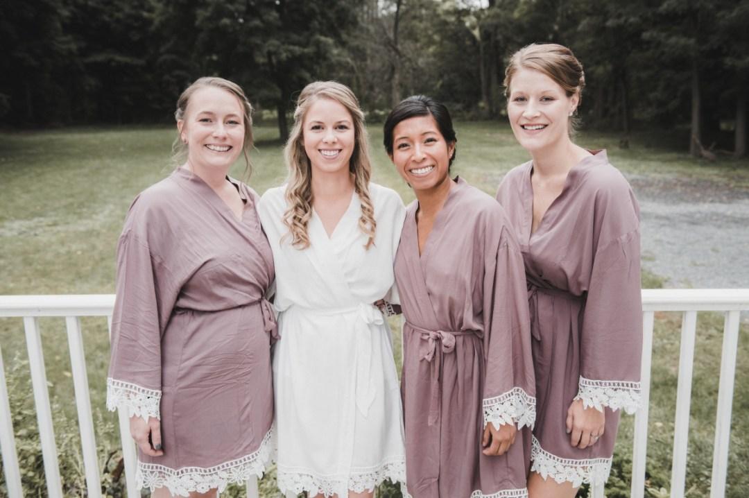 Ronnybrook Farm wedding