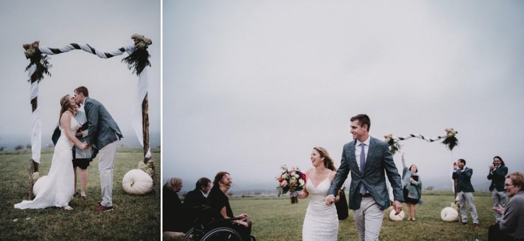 Ronnybrook Farm wedding photography