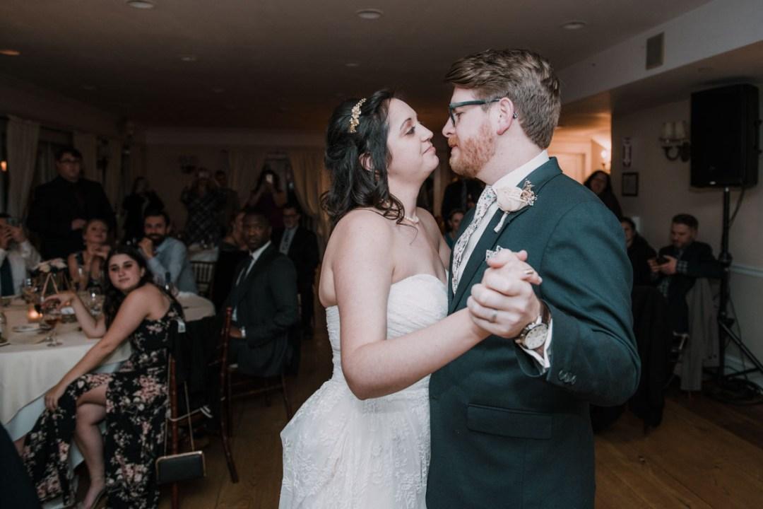 DSC 1099 - The Rhinecliff Wedding | Late Fall | Erika and Jordan
