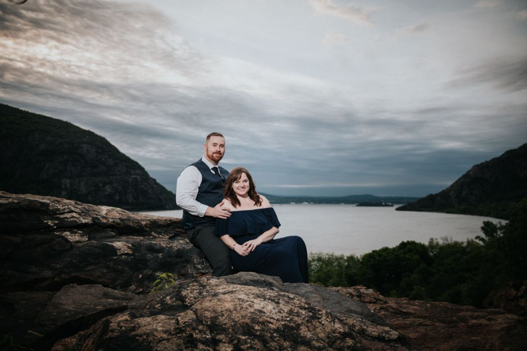 DSC 9662 Edit Edit - Engagement Session   Cold Spring, NY   Amber and Paul