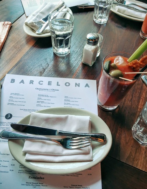 Bloody Mary Brunch - Barcelona D.C.
