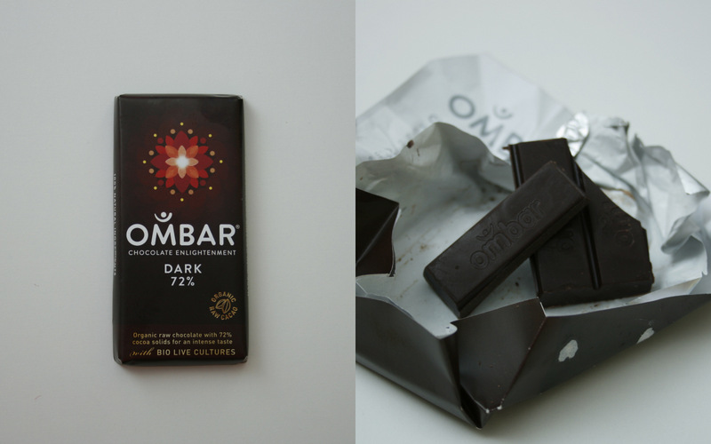 Ombar chokolade
