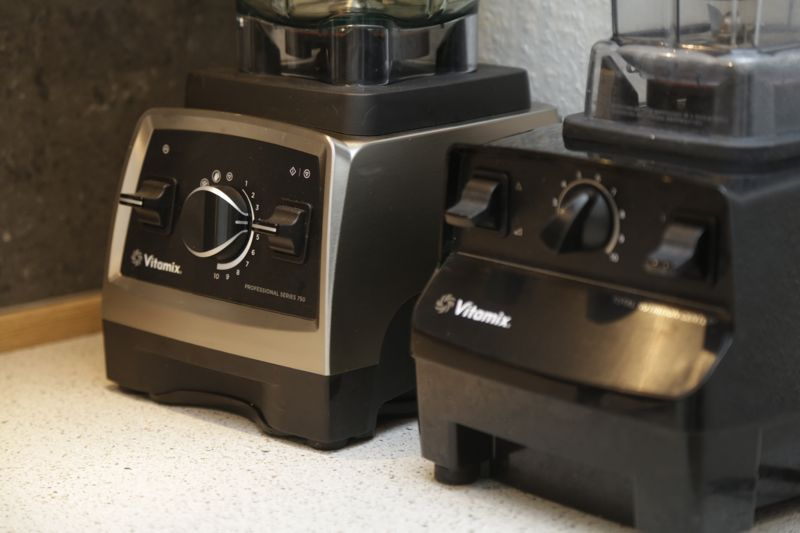 Blender review: Vitamix Pro 750 vs Vitamix 5200