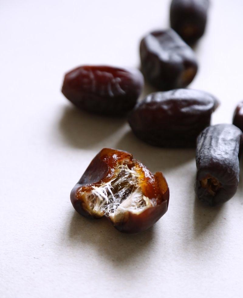 Hjemmelavet daddelpure - naturligt sødemiddel5