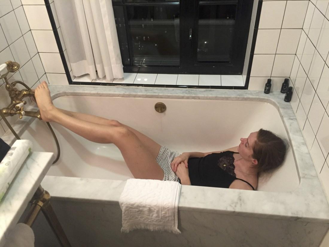 Tanker fra et badekar