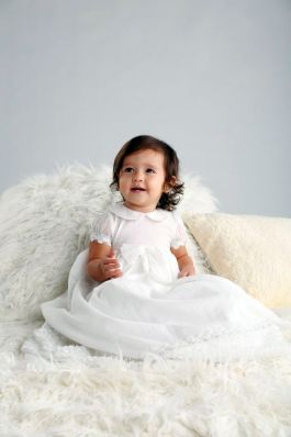 01.My First Blessing exquisite baptismal dress for baby girls from SM Babies