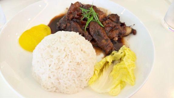 Chicken Teriyaki Rice