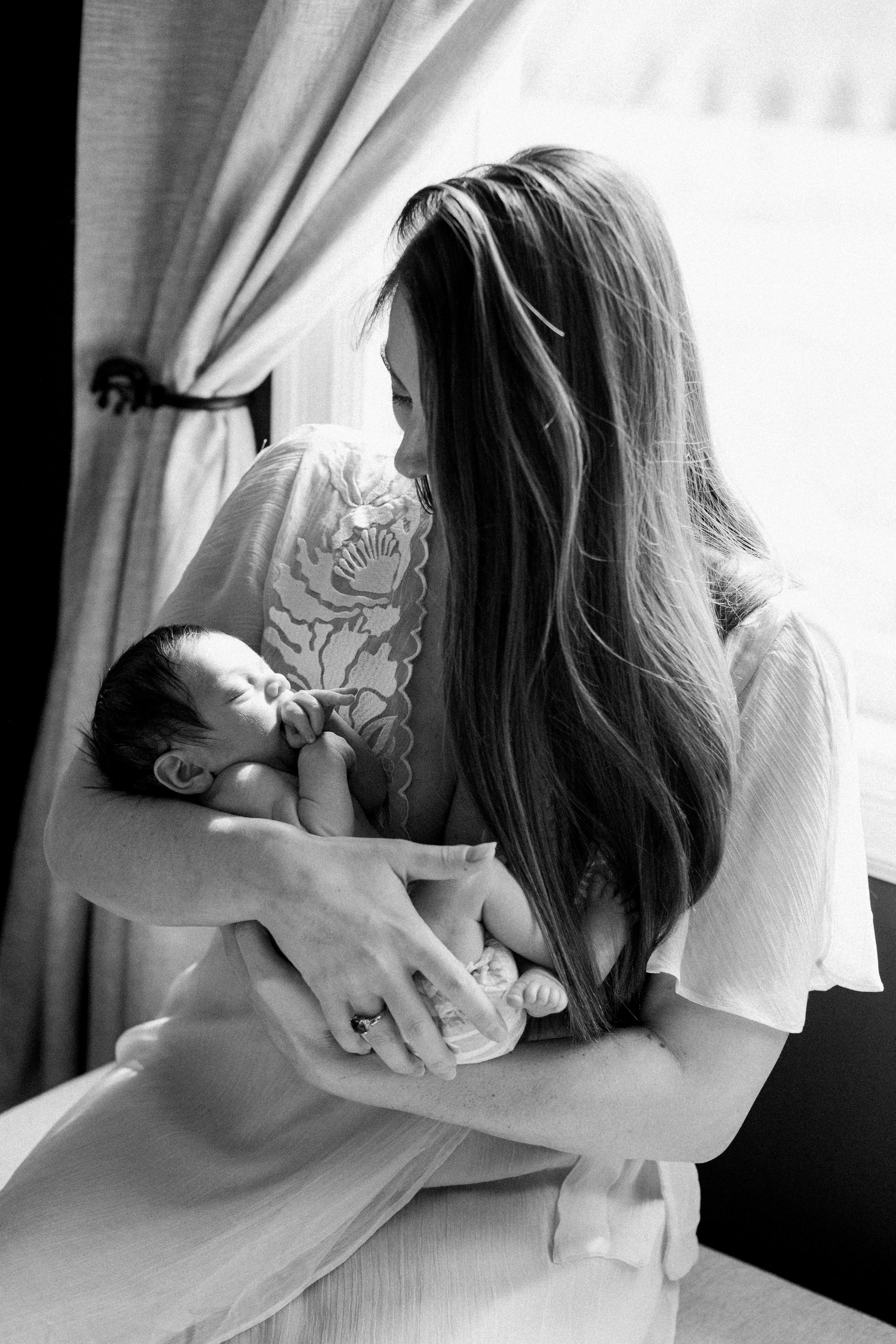 April is C-section awareness month and NY blogger, Christine Covino, is sharing her story and tips for battling the shame that comes with unplanned cesareans.