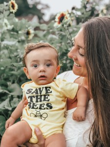 I always want to remember this summer, the first summer with our brand new baby boy. Read this post for our 2018 summer recap!