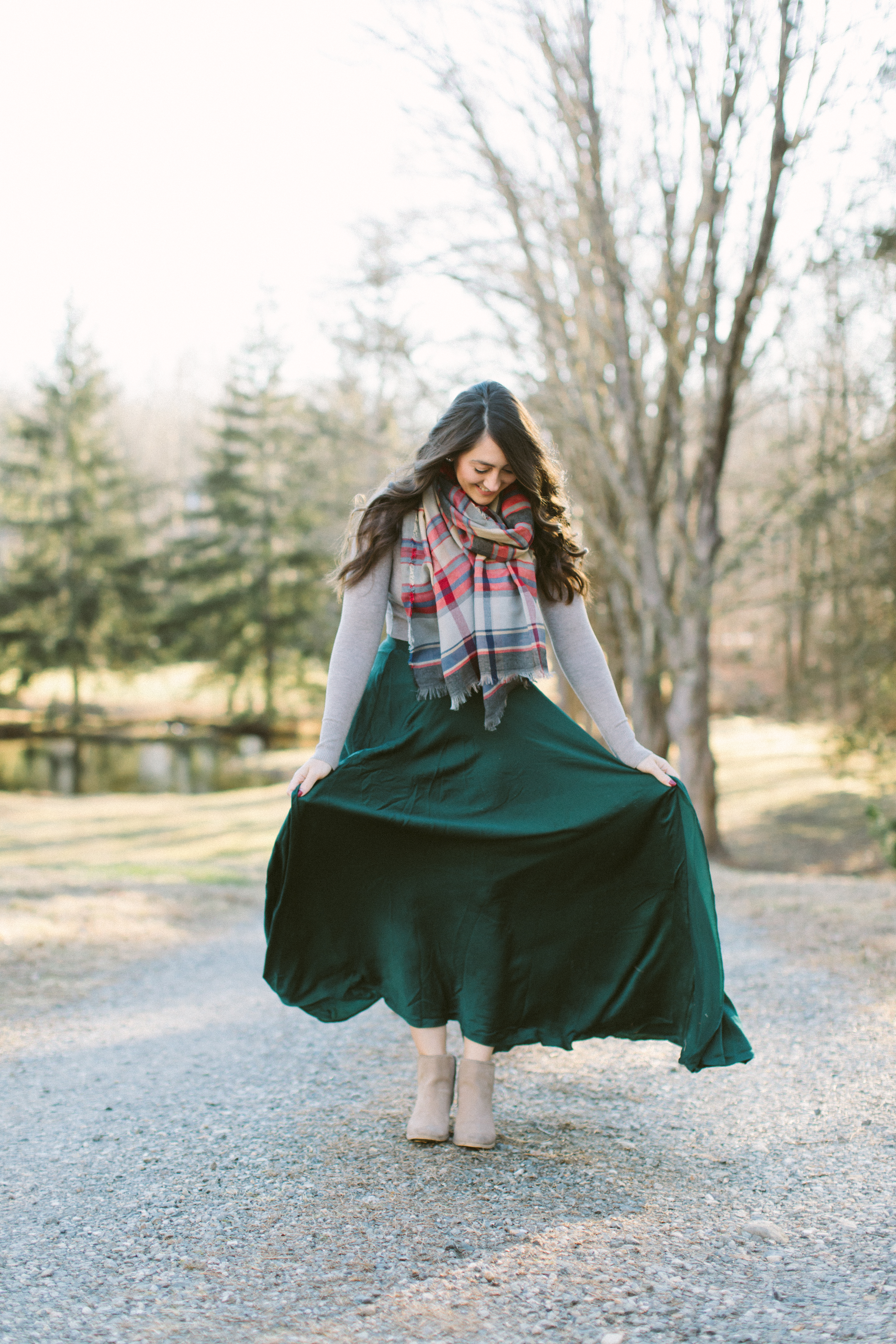 Are you looking for the perfect skirt for this winter? Well look no further becuase this skirt from Morning Lavender is to die for! Come and see why!