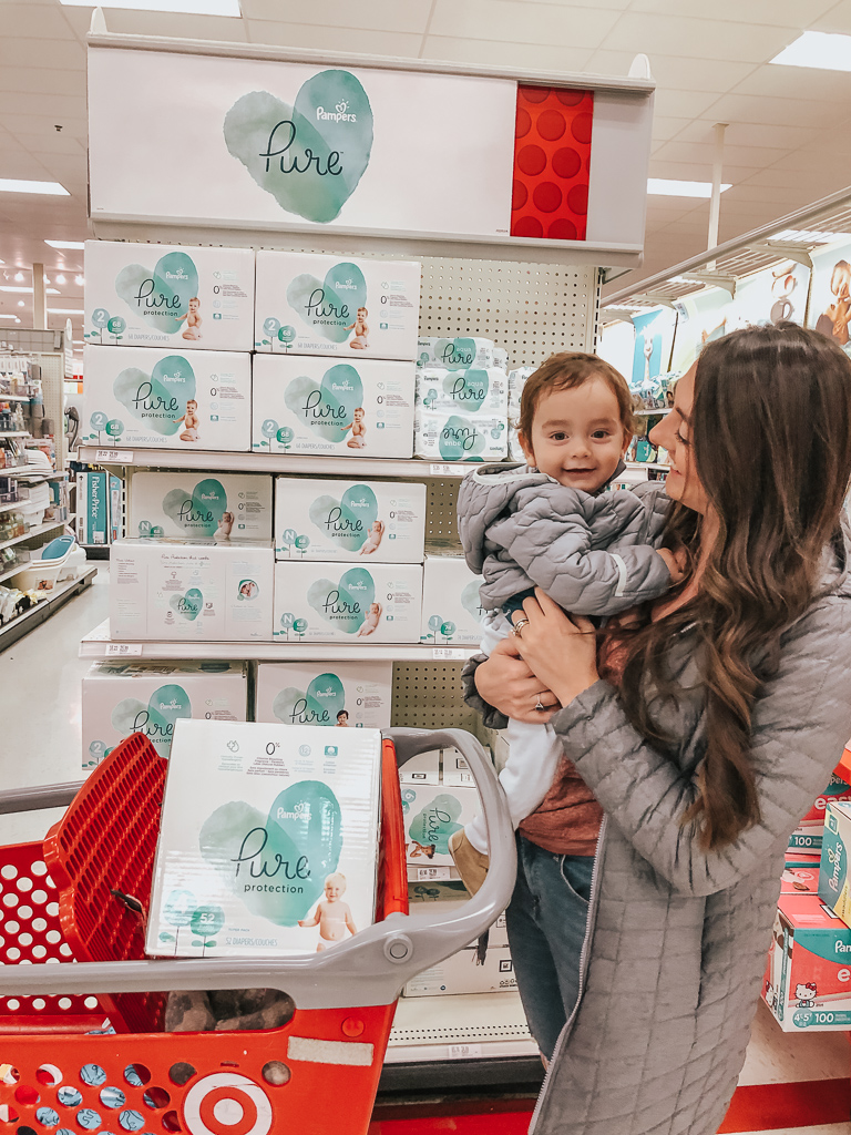 We are a Pampers family, but more recently we made the switch to Pampers Pure Protection and have loved it! Come learn more about why you shoud switch too!