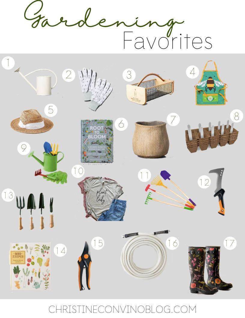 Gardening-Favorites