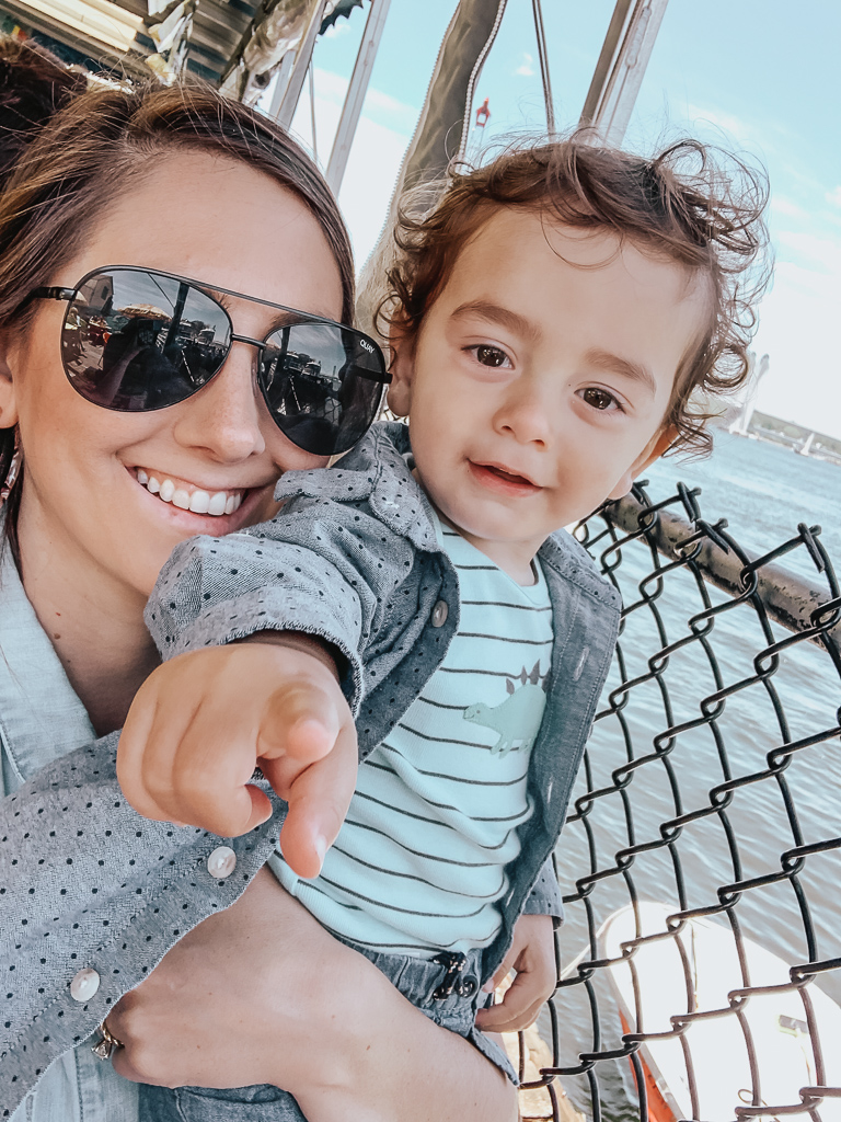 Can't believe Luca is 16 Months old! Check out our 16 month update with activities he loves, sleeping schedules, and more!