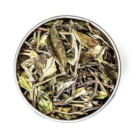 Pai Mu Tan thé Blanc