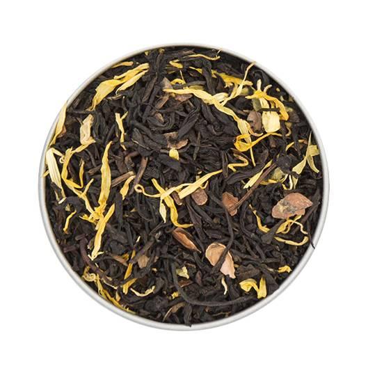 Thé noir tiramisu
