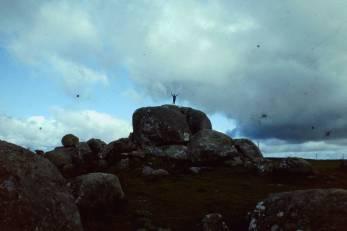 Thunderbolt's Rock, Uralla, NSW