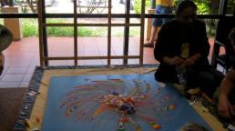 Dissolution of Mandala