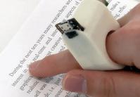 finger device