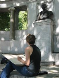 2005 - Hyden Sketches RMH Memorial