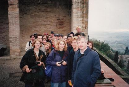 ND Rome Program 1996-97