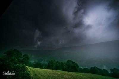 """La beauté du """"mauvais temps"""" par Christine Haas"""