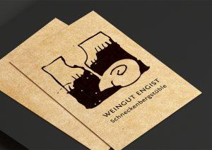 Logo Weingut Engist | Design KERNgeschäft