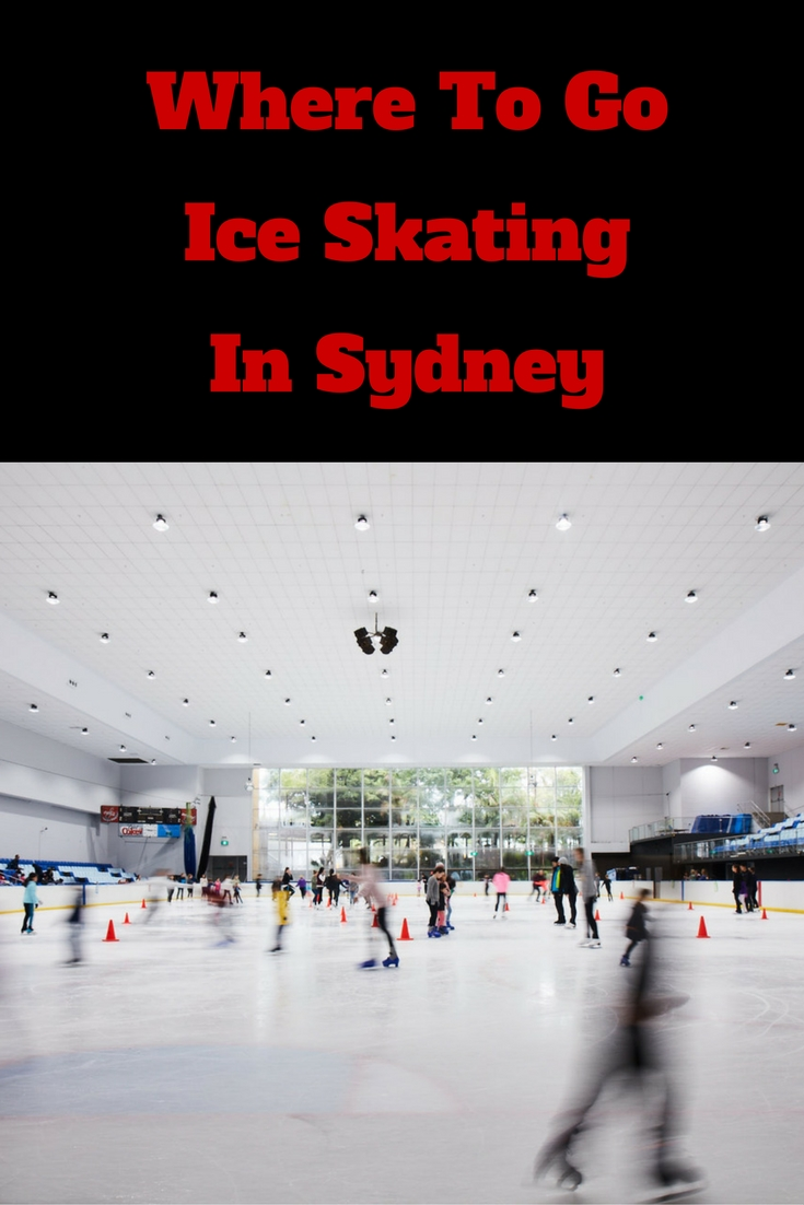 Where To Find The Best Ice Skating Rinks In Sydney Adventure Baby