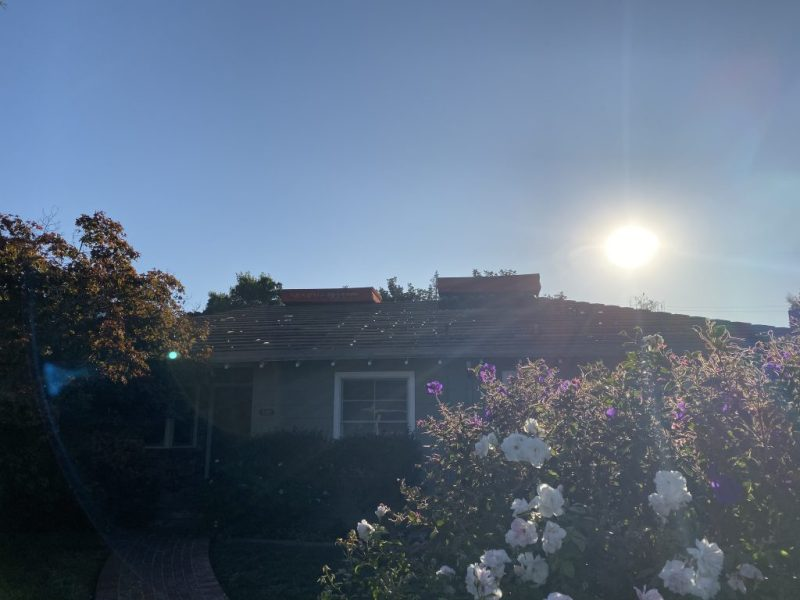 california ranch, new roof, roofing materials, sunrise,  instagram, Project Coast to Coast, ORC, One Room Challenge, Better Homes and Gardens, #oneroomchallenge, #bhgorc
