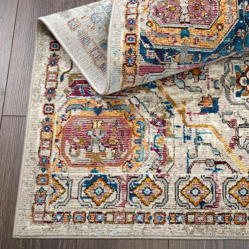 Nicole Miller Parlin area rug, Christine Kohut Interiors, design ninja, designninja, ORC, one room challenge, better homes and gardens, design blog, bedroom makeover, guest bedroom ideas