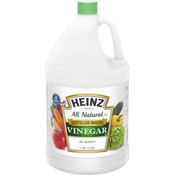 Heinz Distilled White Vinegar, life hacks, tips and tricks, household, Christine Kohut Interiors, design ninja