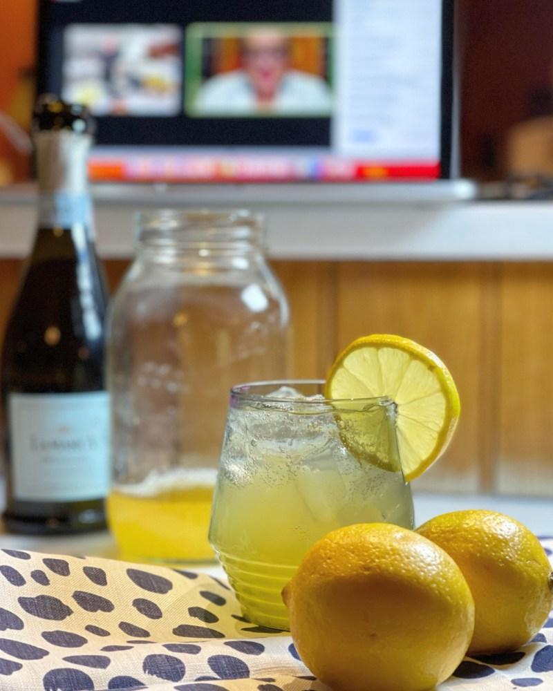 DesignHounds2020, designhounds, #sksxdesignhounds, limoncello, zoom call, Christine Kohut Interiors, lemons