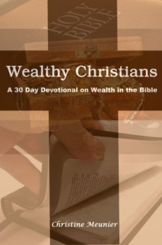 Wealthy Christians: A 30 Day Devotional on Wealth in the Bible