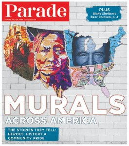 Parade Magazine July 28, 2019