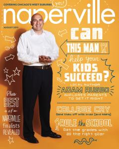 August Issue of Naperville Magazine