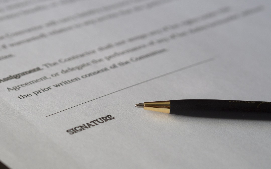 Freelance Writers Non-compete agreement