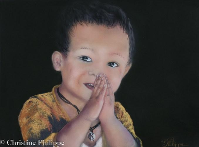 Nomasté petit indien