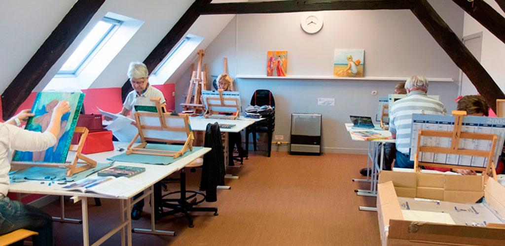 Atelier Rive Gauche