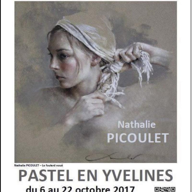 Salon du Chesnay – Pastel en Yvelines – OCT 2017