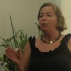 public speaking Book Christine here for your event as guest speaker, or to launch your event. image: opening an art show at Bangalow near Byron Bay, New South Wales