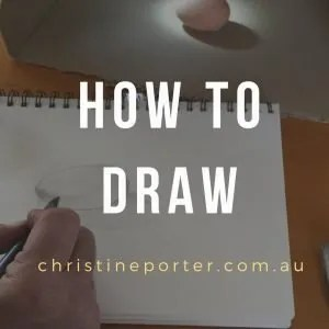 HOW TO DRAW                  Learn how to draw what's in front of you, accurately. Using still life, from real life and from the straight edge world of architecture. This can be a small section in another day, or a full day by itself.