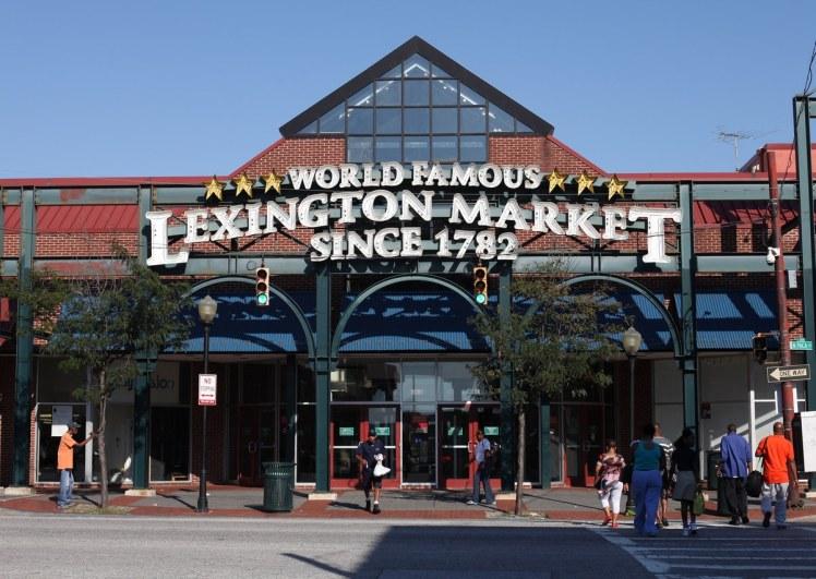 Lexington Market Baltimore