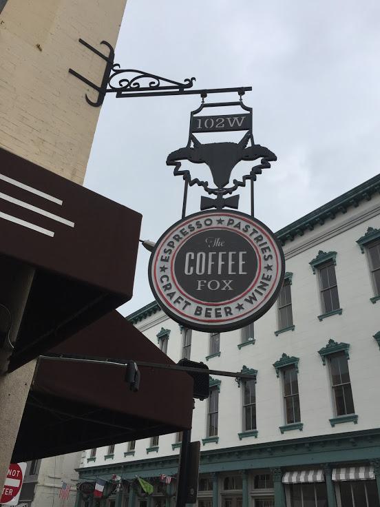 The Coffee Fox Savannah