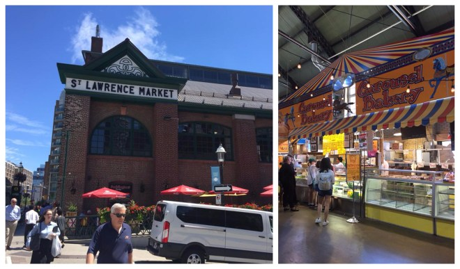 Toronto St. Lawrence Market  Christine Rai Teach Travel Taste