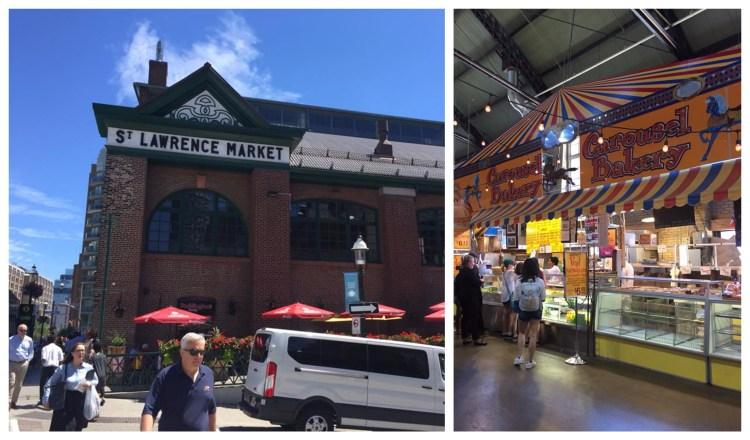 Toronto St. Lawrence Market  Christine Rai Teach Travel Taste