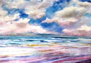 Colours of Byron Bay [SOLD]
