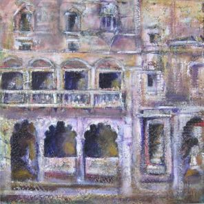 Royal Palace Ghanerao, Rajahstan [SOLD]